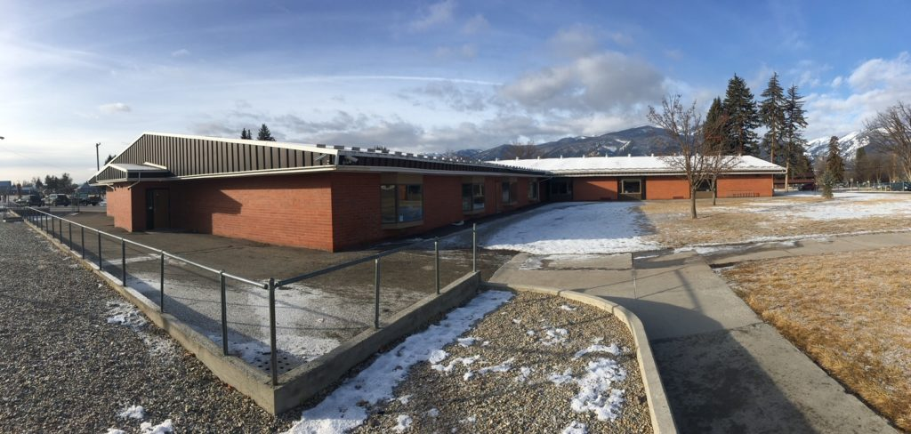 Photo of The Elementary/Primary School Building January 2018